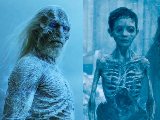 The population of the land collides with true Evil, called the White Walkers