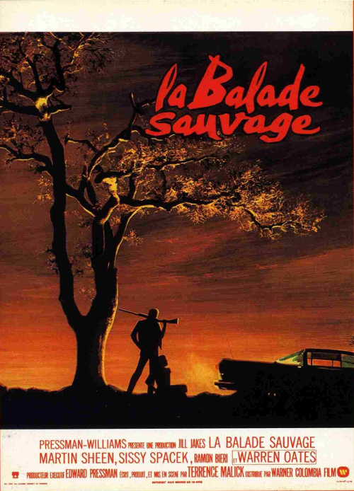 Badlands (1973). Spiritual Movie Review - Jacklyn A. Lo
