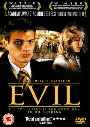 Evil (2003). Spiritual Movie Review - Jacklyn A. Lo
