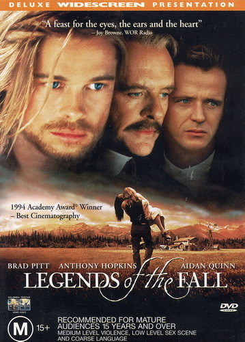 Legends of the Fall (1994). Spiritual Movie Review - Jacklyn A. Lo