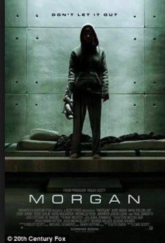 Morgan (2016), Spiritual Movie Review - Jacklyn A. Lo