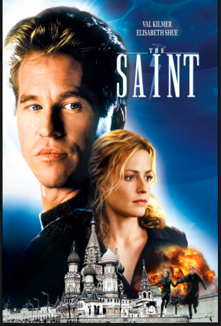 Saint (1997). Spiritual Movie Review - Jacklyn A. Lo