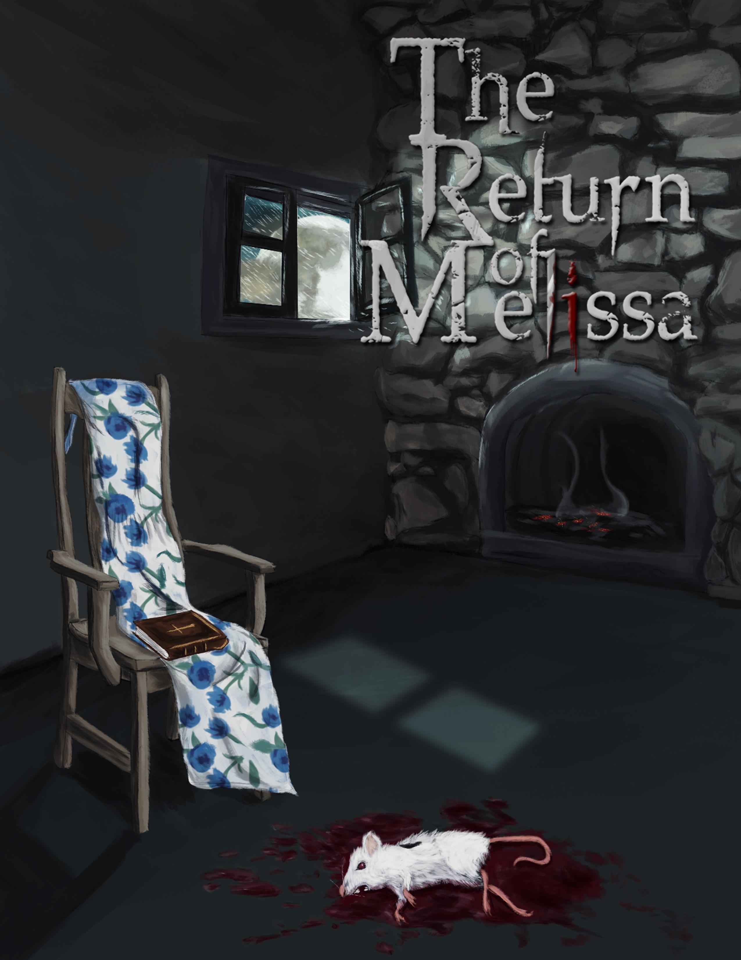 The Return of Melissa. Screenplay by Jacklyn A. Lo