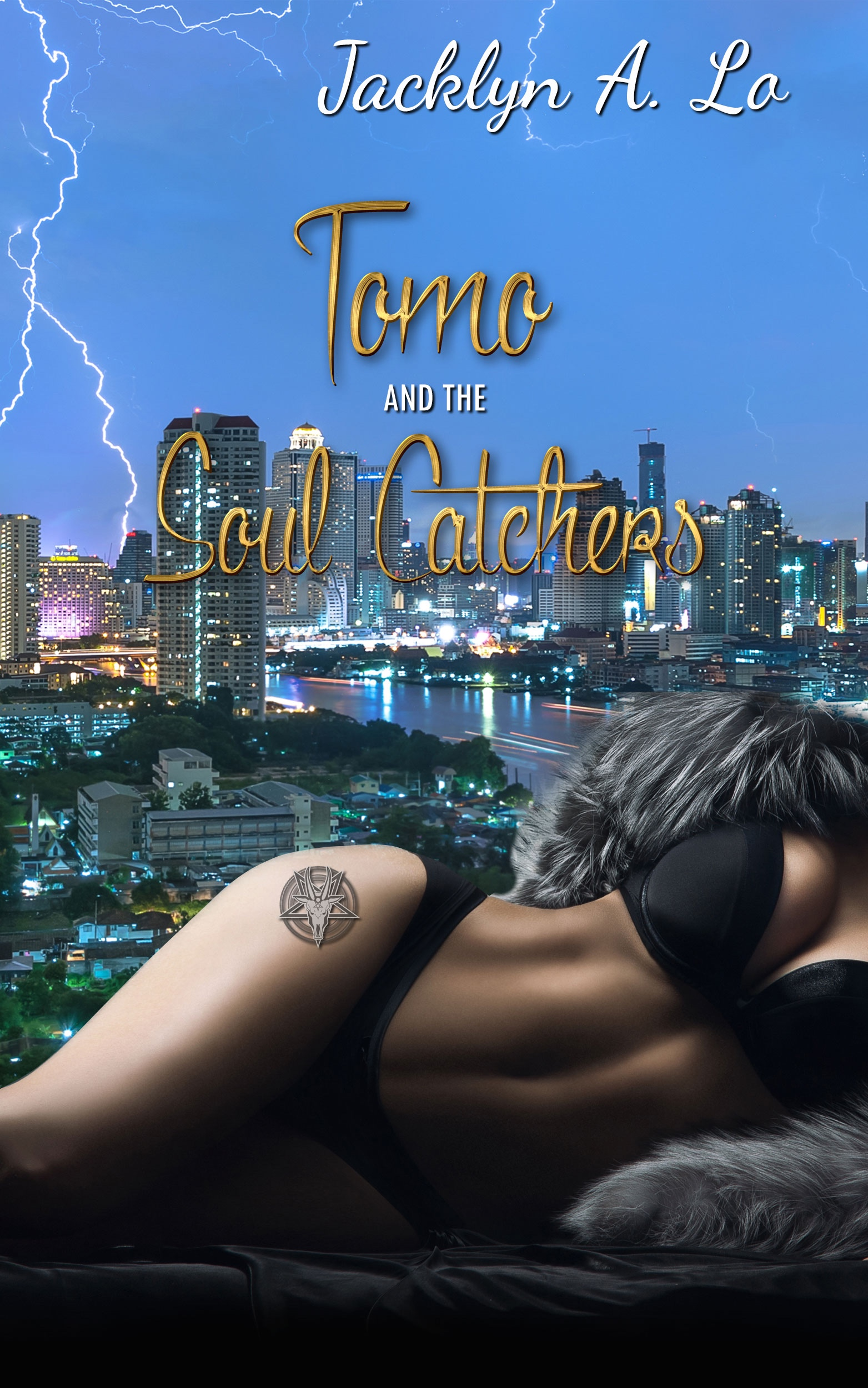 Tomo and the Soul Catchers. Novella by Jacklyn A. Lo