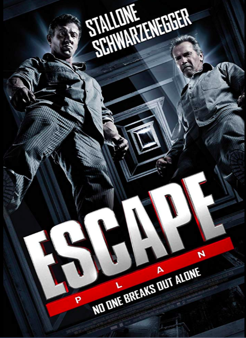 Escape Plan: The Extractors (2019). Spiritual Movie Review - Jacklyn A. Lo