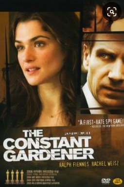 The Constant Gardener ( 2005). Spiritual Movie Review - Jacklyn A. Lo