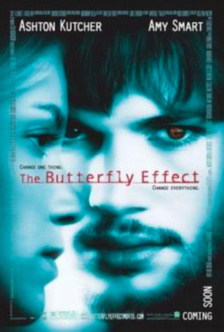 The Butterfly Effect (2004).Spiritual Movie Review - Jacklyn A. Lo