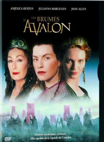 The Mist of Avalon TV Mini-Series (2001). Spiritual Movie Review - Jacklyn A. Lo