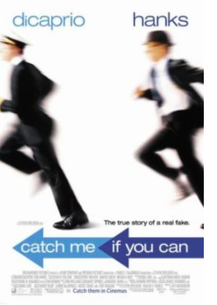 Catch Me If You Can (2002). Spiritual Movie Review - Jacklyn A. Lo